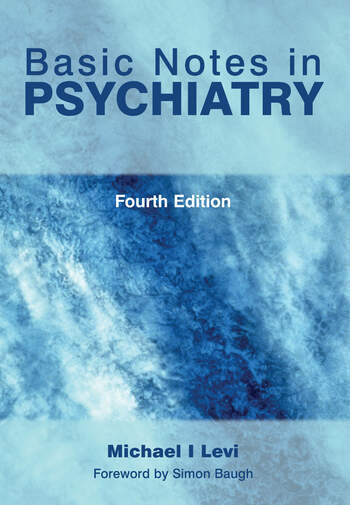 Basic Notes in Psychiatry book cover