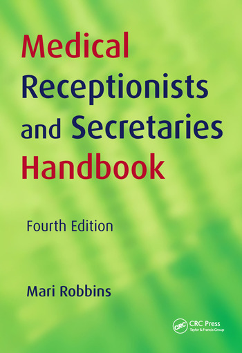 Medical Receptionists and Secretaries Handbook book cover