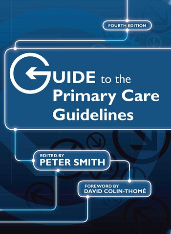 Guide to the Primary Care Guidelines book cover