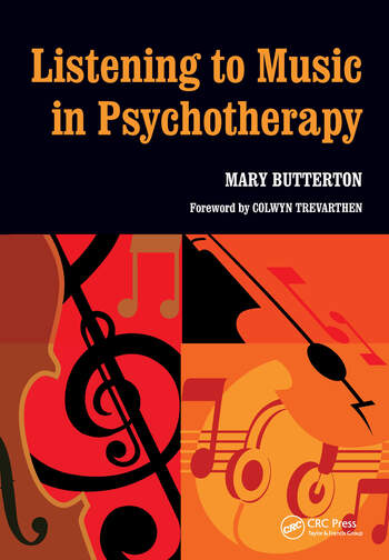 Listening to Music in Psychotherapy book cover