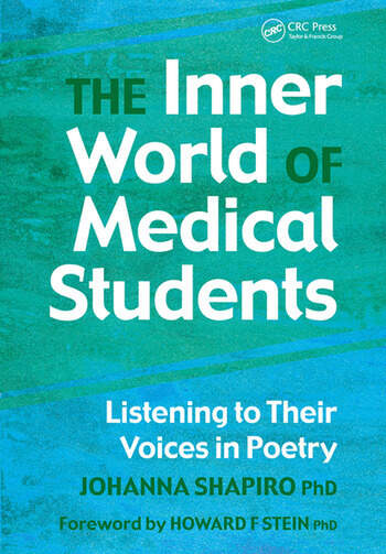 The Inner World of Medical Students Listening to Their Voices in Poetry book cover