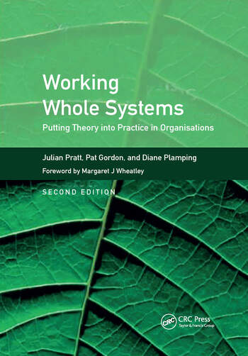 Working Whole Systems Putting Theory into Practice in Organisations, Second Edition book cover