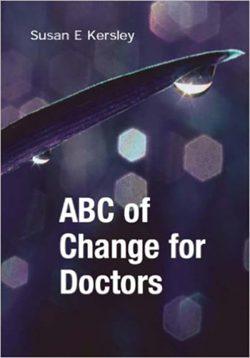 ABC of Change for Doctors book cover
