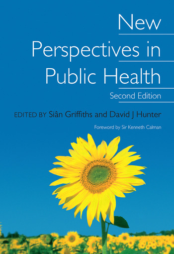 New Perspectives in Public Health book cover