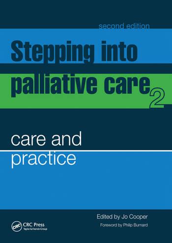 Stepping into Palliative Care book cover