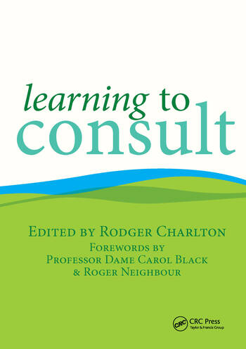 Learning to Consult book cover