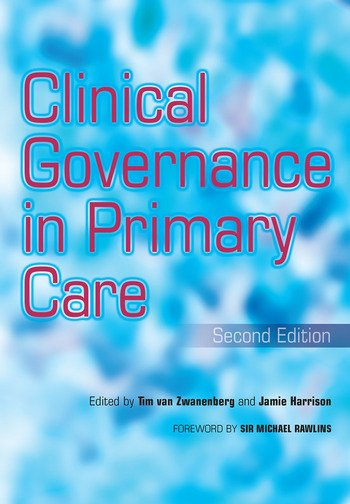 Clinical Governance in Primary Care book cover