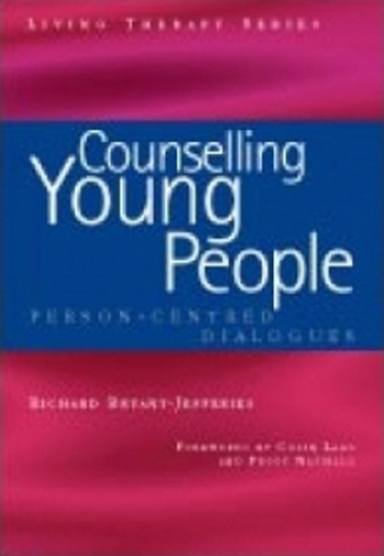 Counselling Young People Person-Centered Dialogues book cover