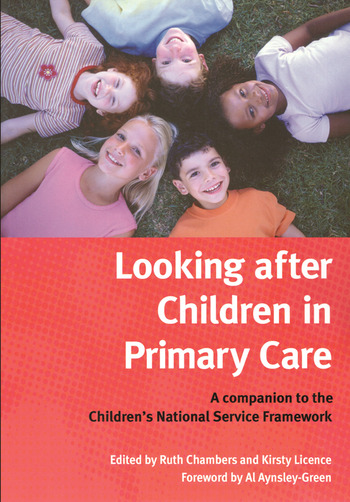 Looking After Children In Primary Care A Companion to the Children's National Service Framework book cover