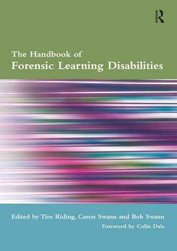 The Handbook of Forensic Learning Disabilities book cover