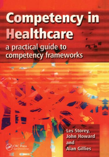 Competency in Healthcare A Practical Guide to Competency Frameworks book cover