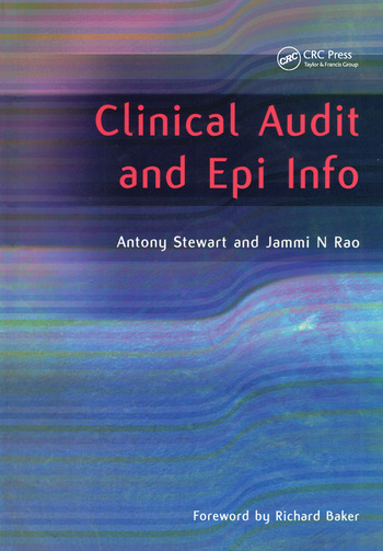 Clinical Audit and Epi Info book cover