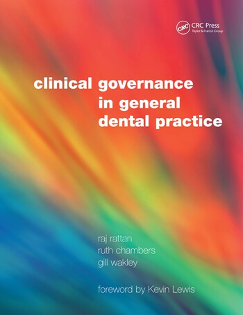 Clinical Governance in General Dental Practice book cover