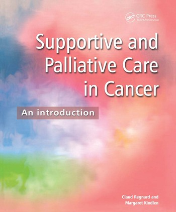 Supportive and Palliative Care in Cancer An Introduction book cover