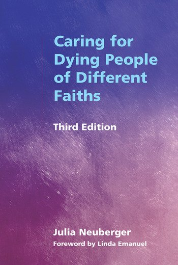 Caring for Dying People of Different Faiths book cover