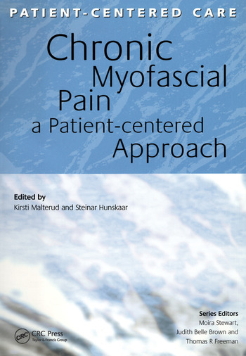 Chronic Myofascial Pain A Patient-Centered Approach book cover