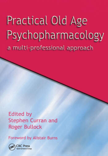 Practical Old Age Psychopharmacology A Multi-Professional Approach book cover