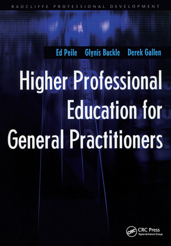 Higher Professional Education for General Practitioners book cover