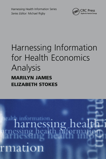 Harnessing Information for Health Economics Analysis book cover