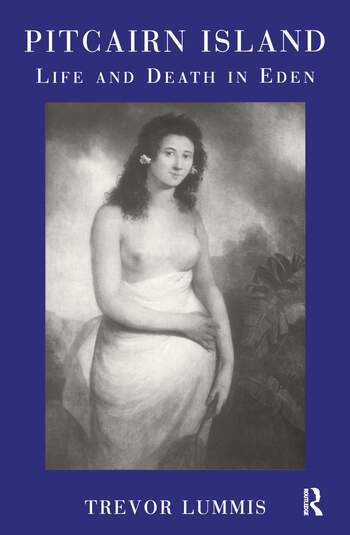 Pitcairn Island Life and Death in Eden book cover