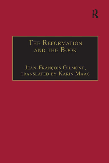 The Reformation and the Book book cover