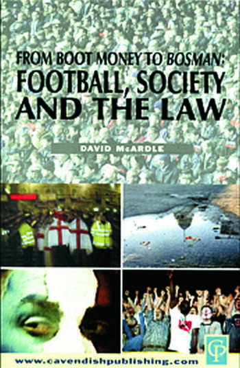 Football Society & The Law book cover