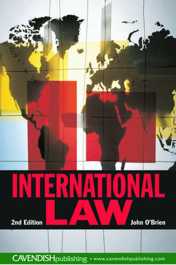 International Law book cover