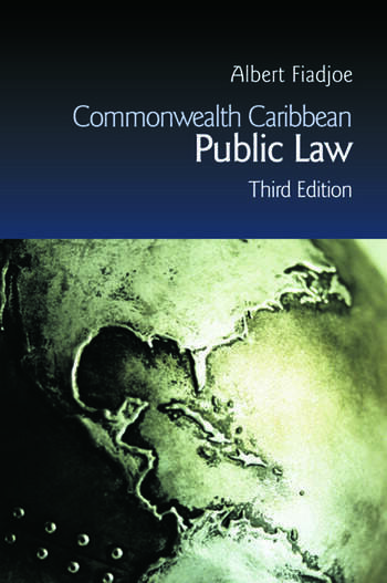 Commonwealth Caribbean Public Law book cover
