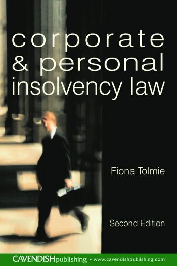 Corporate and Personal Insolvency Law book cover