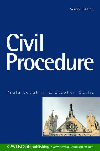Civil Procedure book cover