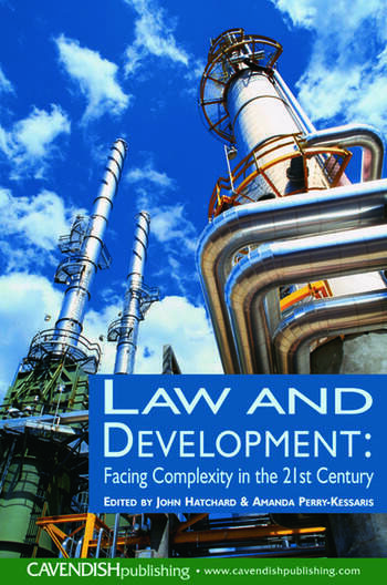 Law and Development Facing Complexity in the 21st Century book cover
