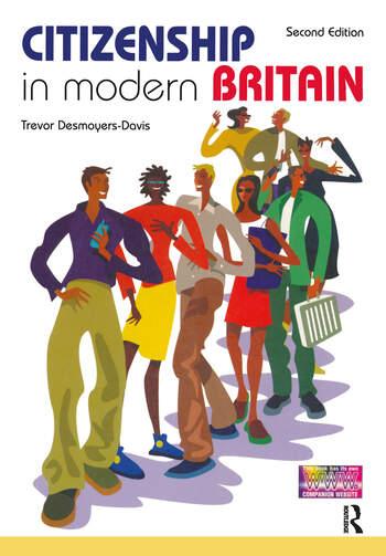 Citizenship In Modern Britain book cover