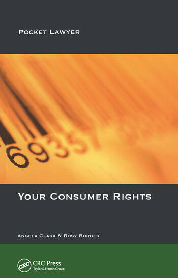 Your Consumer Rights book cover