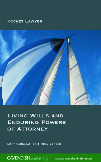 Living Wills and Enduring Powers of Attorney book cover