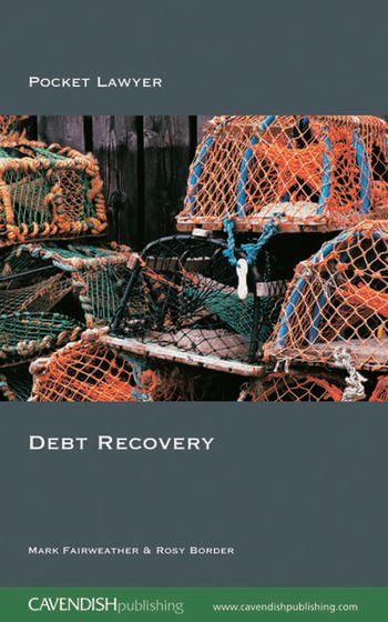 Debt Recovery book cover