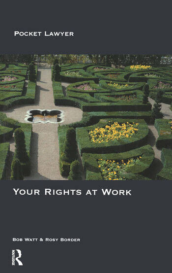 Your Rights at Work book cover