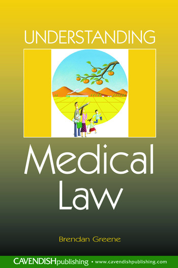 Understanding Medical Law book cover