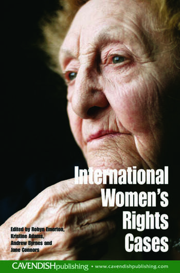International Women's Rights Cases book cover
