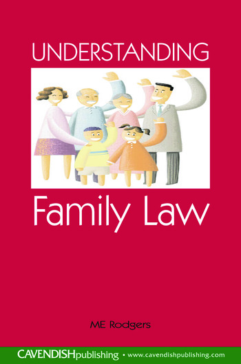 Understanding Family Law book cover
