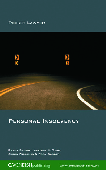 Personal Insolvency book cover