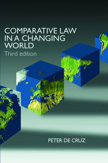 Comparative Law in a Changing World book cover