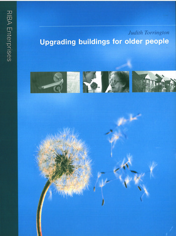 Upgrading Buildings for Older People book cover