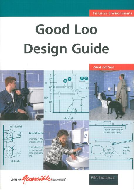 Good Loo Design Guide 2004 book cover