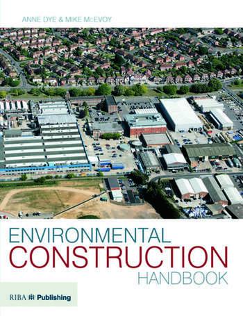 Environmental Construction Handbook book cover