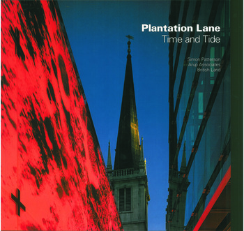 Plantation Lane Time and Tide book cover