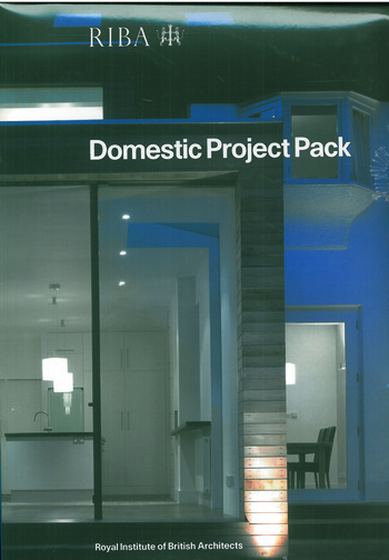 Domestic Project Pack book cover