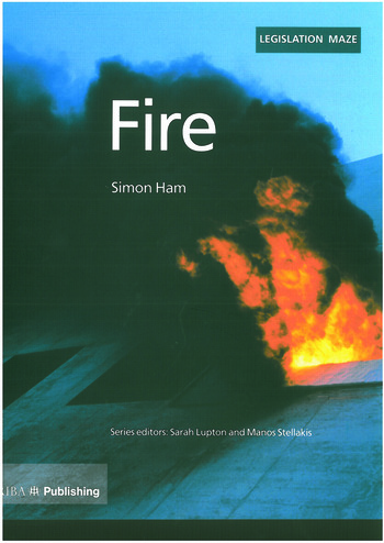 Fire book cover