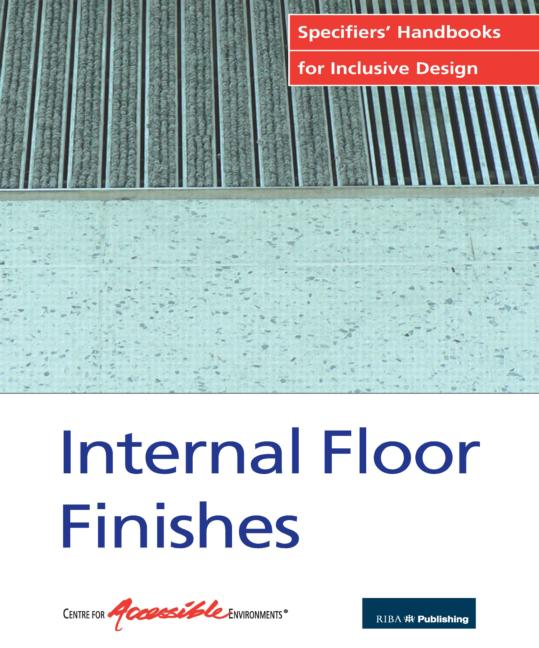 Internal Floor Finishes book cover