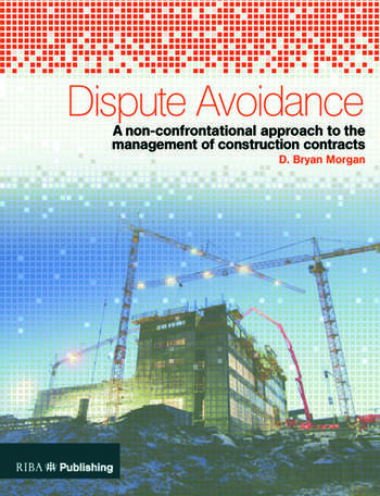 Dispute Avoidance book cover