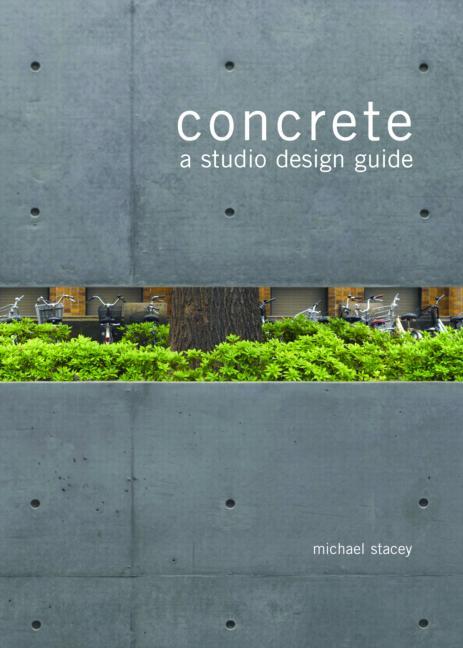 Concrete A Studio Design Guide book cover